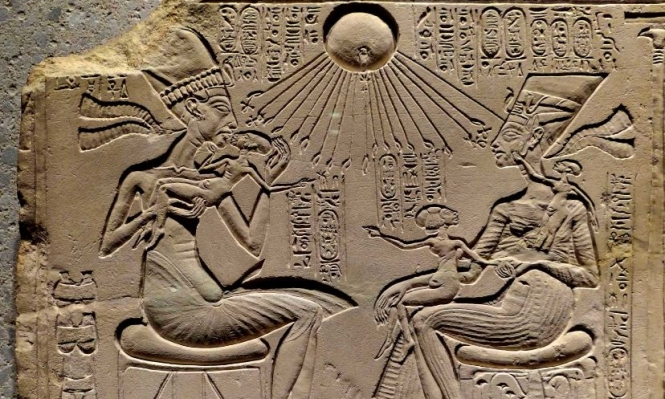 إخناتون... وقرص الشمس الإله