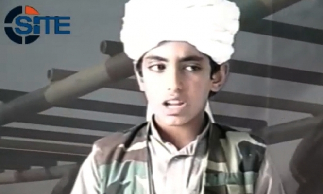 نجل بن لادن يتوعد بالانتقام لمقتل والده