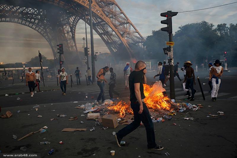 يورو 2016: اعتقال 40 مشجعا إثر أعمال شغب