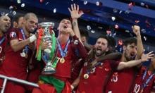 دموع النجوم... أرقام قياسية... 3 سندريلا: أبرز مشاهد يورو 2016
