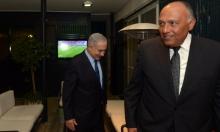 """""""إسرائيل قصفت في سيناء بموافقة مصرية"""""""