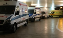 3 إصابات متفاوتة بحادث سير قرب الشيخ دنون