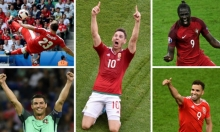 فيديو: 5 لاعبين يتصارعون على لقب أفضل هدف باليورو