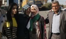الإفراج عن الطفلة الأسيرة نوران بلبول