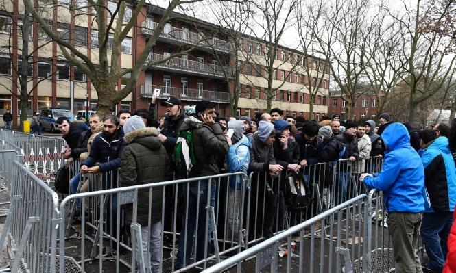 استطلاع: نصف الأوروبيين خائفون وممتعضون من اللاجئين