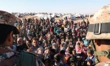 سورية: طائرات روسية تقصف مخيما على الحدود مع الأردن