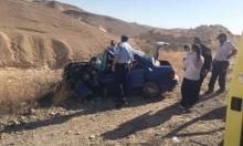 النقب: مصرع شاب في حادث طرق مروع