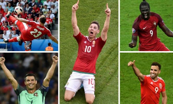 بعكس التوقعات: تعرف على أفضل هدف بيورو 2016!