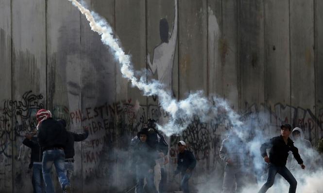 إصابة 4 فلسطينيين في القدس والضفة بنيران الاحتلال