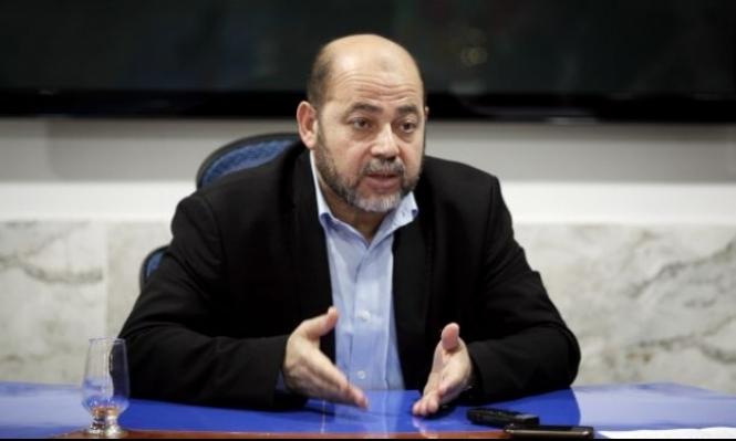 أبو مرزوق: بلير التقى قيادة حماس حول الأسرى والحصار