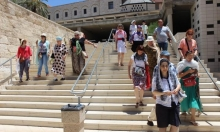 الناصرة: السياحة الوافدة تتأثر بالأحداث العاصفة