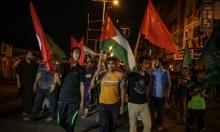 احتفالات في غزة بفشل محاولة الانقلاب في تركيا