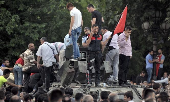 قائد الجيش التركي بالوكالة: تم إفشال محاولة الانقلاب