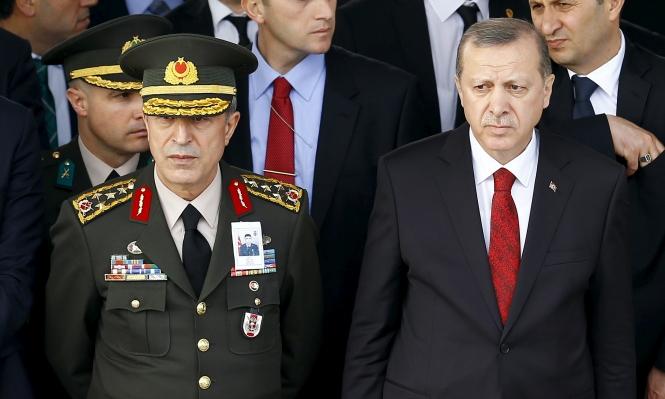 تعرف إلى أبرز ضباط الجيش التركي ومصيرهم