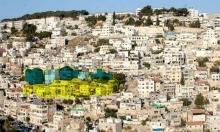 الاحتلال يخطر بهدم منشآت في القدس المحتلة