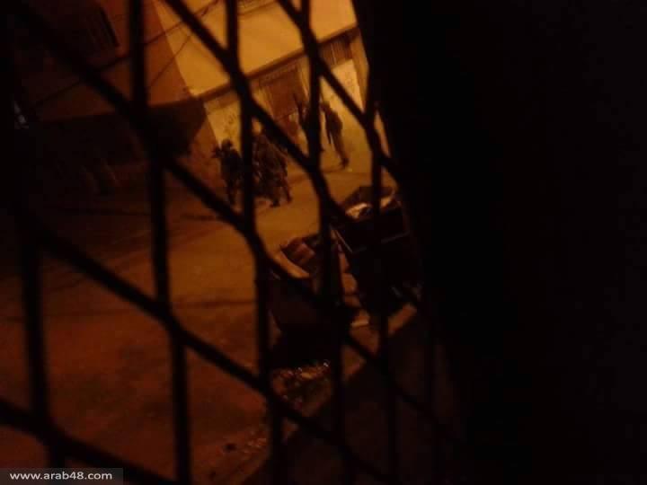 الاحتلال يهدم بيتا في قباطية