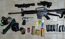 عميل سري يوقع عشرات المشتبهين العرب بتجارة الأسلحة