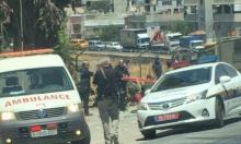 الخليل: إطلاق نار على فلسطيني بعد تنفيذه عملية طعن