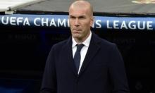 زيدان يضم نجليه إلى المعسكر التدريبي لريال مدريد