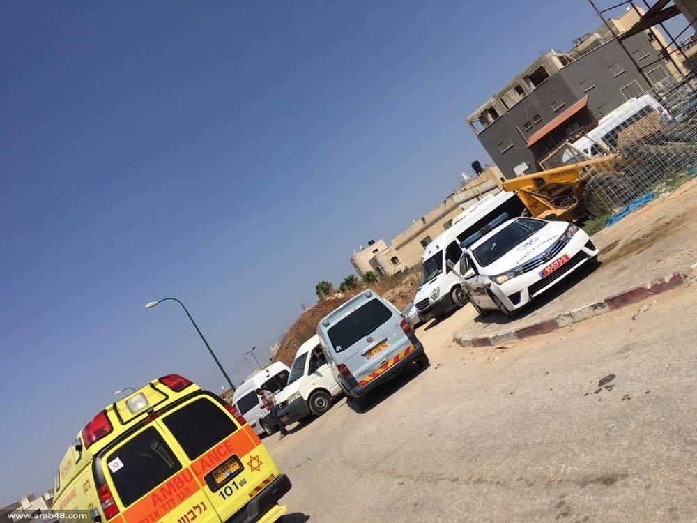 المقيبلة: مصرع رجل إثر انفجار إطار شاحنة