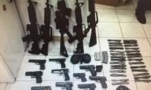 الشرطة الإسرائيلية: اعتقال فلسطينيين بشبهة تهريبهما أسلحة