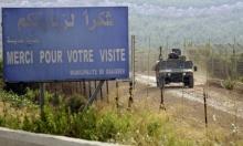 الحدود اللبنانية: إطلاق نار على ثكنة للجيش الإسرائيلي في المطلة