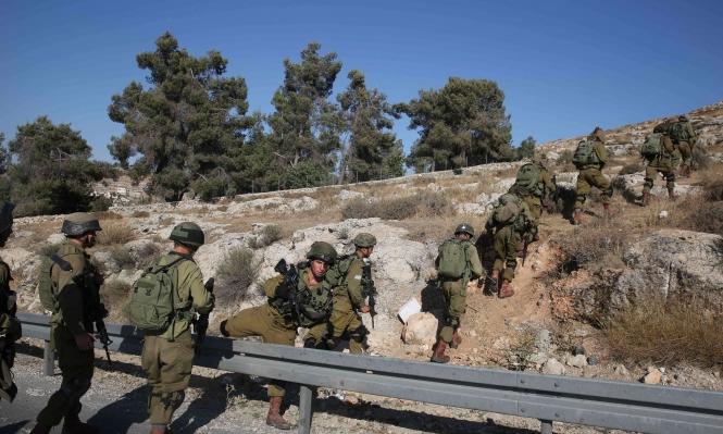 الاحتلال يقتحم عدة قرى بالخليل