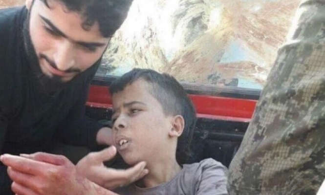 ذبح الطفل الفلسطيني بحلب... يا ويلنا!