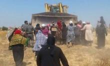 العراقيب: النساء والأطفال يتحدون قوات وجرافات التدمير