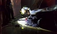 دير حنا: إحراق سيارة وإطلاق النار