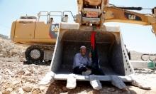عريقات يطالب المجتمع الدولي بدعم الفلسطينيين بمسعاهم ضد الاستيطان