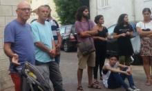 يافا: تظاهرة بحي العرقتنجي احتجاجا على مشروع تهويدي