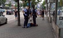 شتوتغارت: لاجئ يقتل سيدة ذبحا