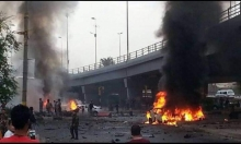 أكثر من 20 قتيلا وجريحا بتفجير انتحاري ببغداد