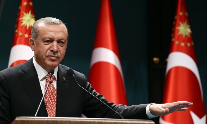 إردوغان: توقيف أكثر من 13 ألف شخص إثر محاولة الانقلاب