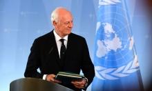 الثلاثاء: حصار حلب والانتقال السياسي على طاولة جنيف