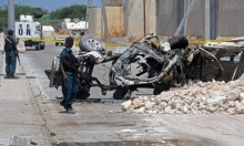مقديشو: 13 قتيلا بهجوم على قاعدة لقوات حفظ السلام