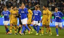 يوفنتوس يهزم توتنهام في الكأس الدولية للأبطال