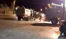 مواجهات بعد اقتحام الاحتلال لبلدة صوريف