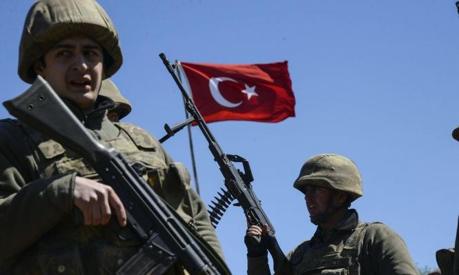 احتجاز اثنين من القادة العسكريين الأتراك في دبي