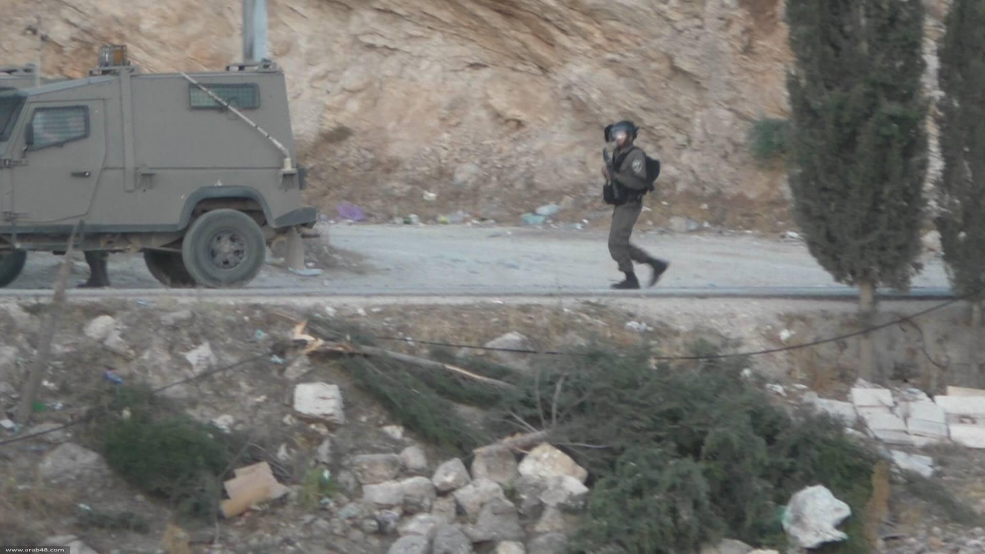 صوريف: الاحتلال قصف منزل الفقيه بصواريخ ثم هدمه عليه
