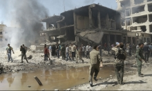 سورية: ارتفاع عدد قتلى تفجير القاملشي إلى 67
