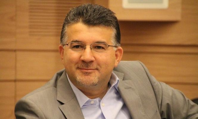 جبارين يقترح إقامة لجنة تحقيق حول العنف بالمجتمع العربي