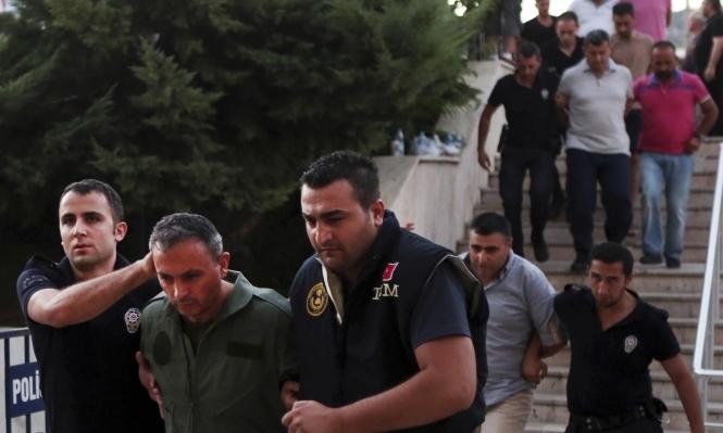 الأركان التركية: الانقلابيون يشكلون 1.5% من القوات المسلحة