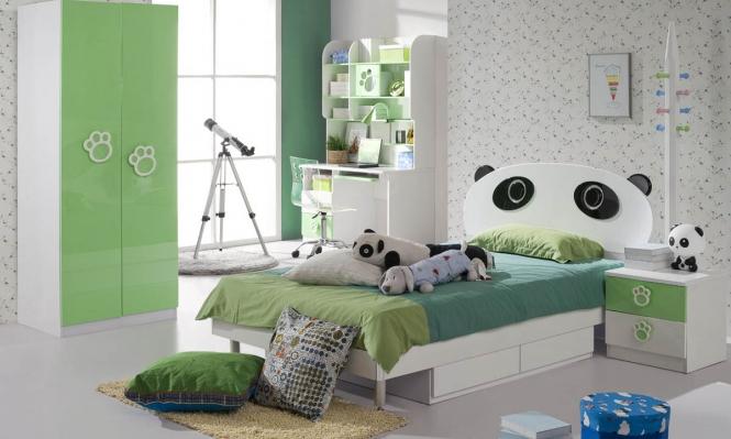 غرفة نوم الطفل... بداية مشوار قواعد النظام
