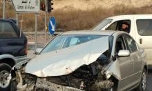 وادي عارة: إصابات خطيرة إثر اصطدام سيارتين