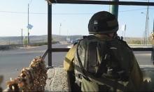 لمراقبة الفلسطينيين: الاحتلال يزرع 255 كاميرا بشارع 443