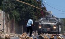 إصابات بالرصاص واعتقالات في الضفة الغربية