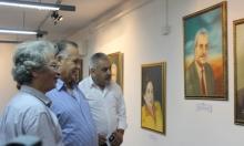 """الناصرة: افتتاح معرض """"وجوه"""" للفنان عارف ذوابة"""