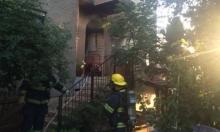 عسفيا: أضرار جسيمة جراء احتراق منزل